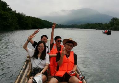 楠溪江旅游